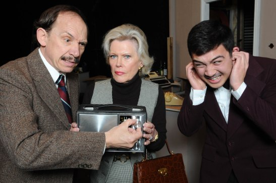 "Studio Theatre ""Fawlty Towers"""